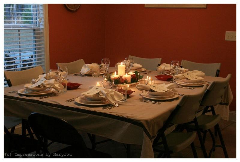Italian Supper 7